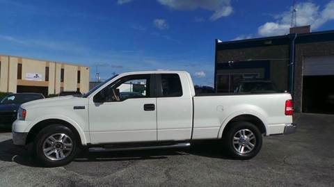 2008 Ford F-150 for sale at DFW AUTO FINANCING LLC in Dallas TX