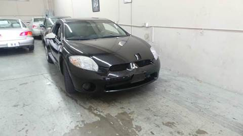 2008 Mitsubishi Eclipse for sale at DFW AUTO FINANCING LLC in Dallas TX
