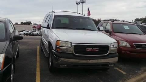 2006 GMC Yukon for sale at DFW AUTO FINANCING LLC in Dallas TX