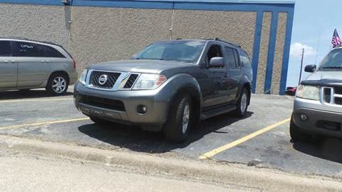 2008 Nissan Pathfinder for sale at DFW AUTO FINANCING LLC in Dallas TX