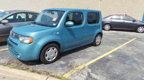2011 Nissan cube for sale at DFW AUTO FINANCING LLC in Dallas TX