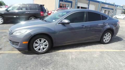 2009 Mazda MAZDA6 for sale at DFW AUTO FINANCING LLC in Dallas TX