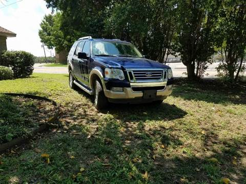 2007 Ford Explorer for sale at DFW AUTO FINANCING LLC in Dallas TX