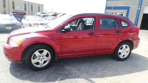 2007 Dodge Caliber for sale at DFW AUTO FINANCING LLC in Dallas TX