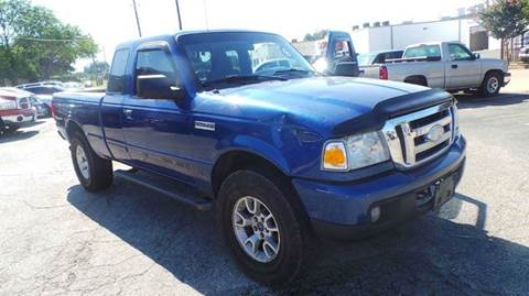 2007 Ford Ranger for sale at DFW AUTO FINANCING LLC in Dallas TX