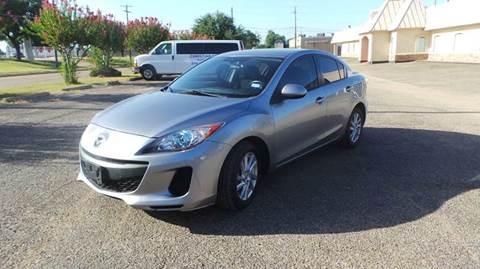 2012 Mazda MAZDA3 for sale at DFW AUTO FINANCING LLC in Dallas TX