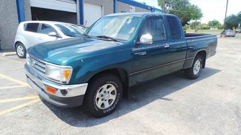 1997 Toyota T100 for sale at DFW AUTO FINANCING LLC in Dallas TX