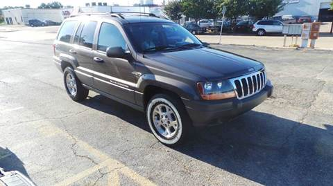 2000 Jeep Grand Cherokee for sale at DFW AUTO FINANCING LLC in Dallas TX