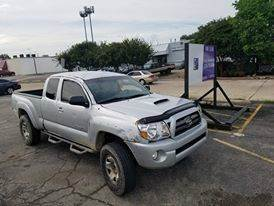 2010 Toyota Tacoma for sale at DFW AUTO FINANCING LLC in Dallas TX