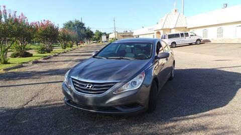 2011 Hyundai Sonata for sale at DFW AUTO FINANCING LLC in Dallas TX