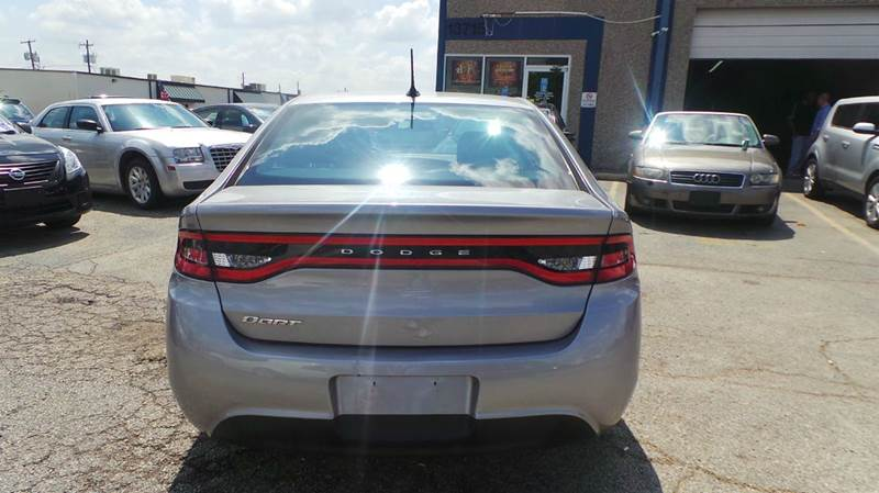 2015 Dodge Dart SE 4dr Sedan - Dallas TX