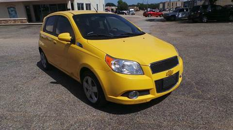 2011 Chevrolet Aveo for sale at DFW AUTO FINANCING LLC in Dallas TX