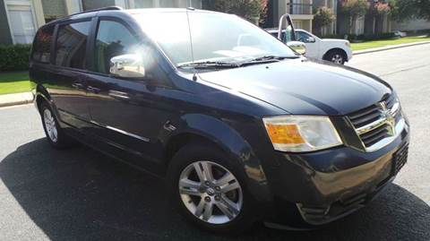2008 Dodge Grand Caravan for sale at DFW AUTO FINANCING LLC in Dallas TX