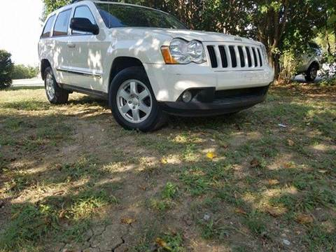 2010 Jeep Grand Cherokee for sale at DFW AUTO FINANCING LLC in Dallas TX