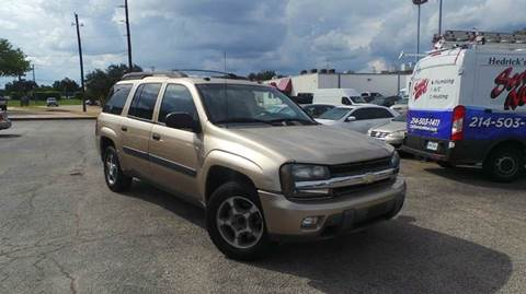 2005 Chevrolet TrailBlazer EXT for sale at DFW AUTO FINANCING LLC in Dallas TX