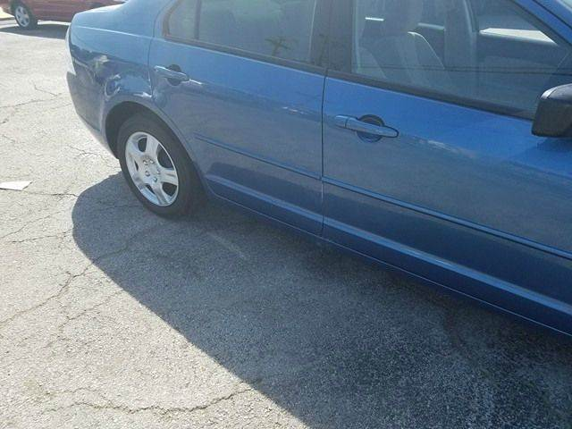 2009 Ford Fusion S 4dr Sedan - Dallas TX