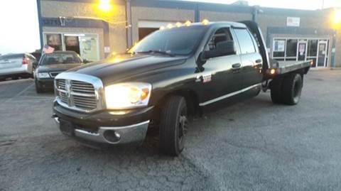 2009 Dodge Ram Pickup 3500 for sale at DFW AUTO FINANCING LLC in Dallas TX