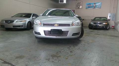 2012 Chevrolet Impala for sale at DFW AUTO FINANCING LLC in Dallas TX