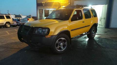 2002 Nissan Xterra for sale at DFW AUTO FINANCING LLC in Dallas TX