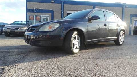 2009 Chevrolet Cobalt for sale at DFW AUTO FINANCING LLC in Dallas TX