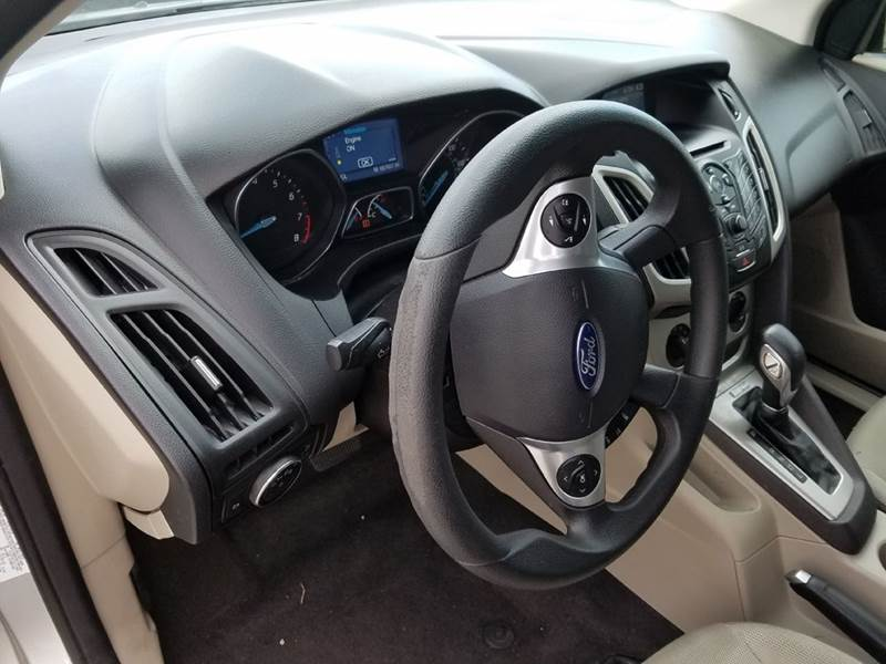 2014 Ford Focus SE 4dr Hatchback - Dallas TX