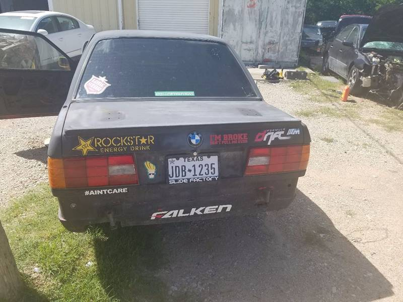 1991 BMW 3 Series 318is 2dr Coupe - Dallas TX