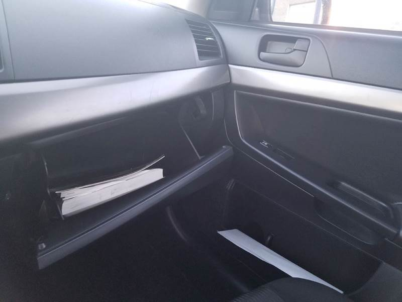 2013 Mitsubishi Lancer ES 4dr Sedan CVT - Dallas TX