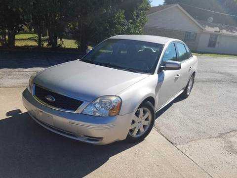 2006 Ford Five Hundred for sale at DFW AUTO FINANCING LLC in Dallas TX
