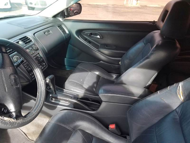 2002 Honda Accord EX V-6 2dr Coupe - Dallas TX