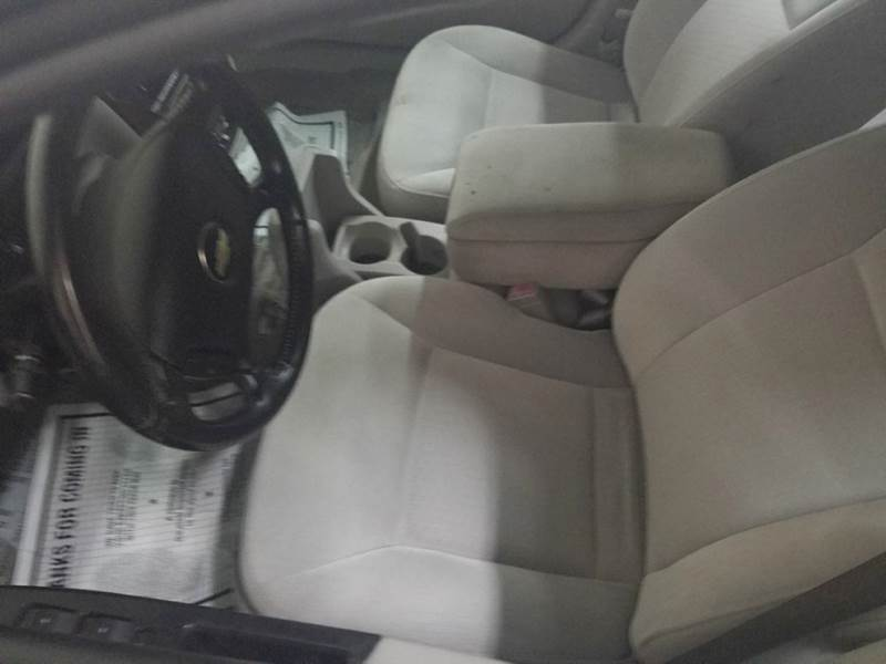 2010 Chevrolet Impala LT 4dr Sedan - Dallas TX