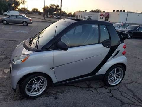 2008 Smart fortwo for sale at DFW AUTO FINANCING LLC in Dallas TX