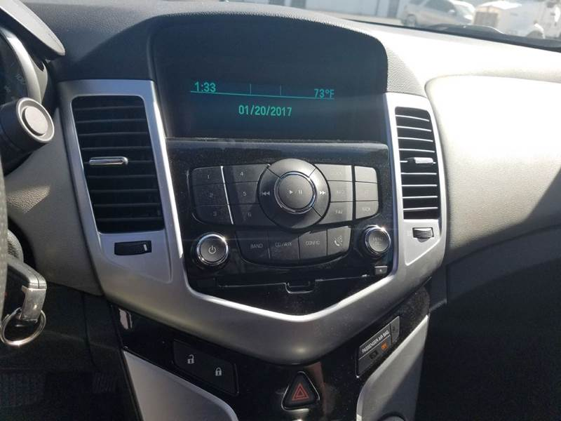 2012 Chevrolet Cruze LS 4dr Sedan - Dallas TX