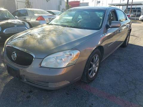 2007 Buick Lucerne for sale at DFW AUTO FINANCING LLC in Dallas TX