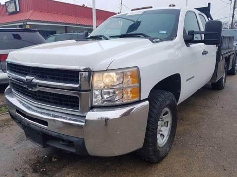2010 Chevrolet Silverado 3500HD for sale at DFW AUTO FINANCING LLC in Dallas TX