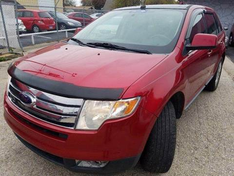 2010 Ford Edge for sale at DFW AUTO FINANCING LLC in Dallas TX