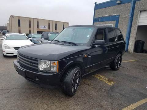 2005 Land Rover Range Rover for sale at DFW AUTO FINANCING LLC in Dallas TX