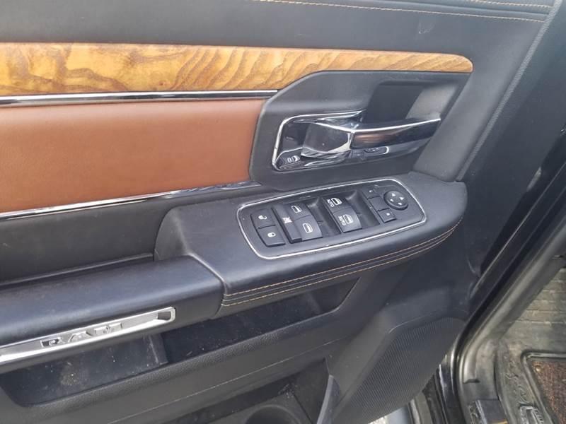 2014 RAM Ram Pickup 3500 4x4 Laramie Longhorn 4dr Crew Cab 8 ft. LB Pickup - Dallas TX