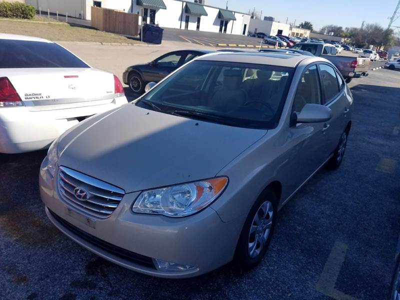 2010 Hyundai Elantra GLS 4dr Sedan - Dallas TX