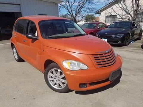 2007 Chrysler PT Cruiser for sale at DFW AUTO FINANCING LLC in Dallas TX