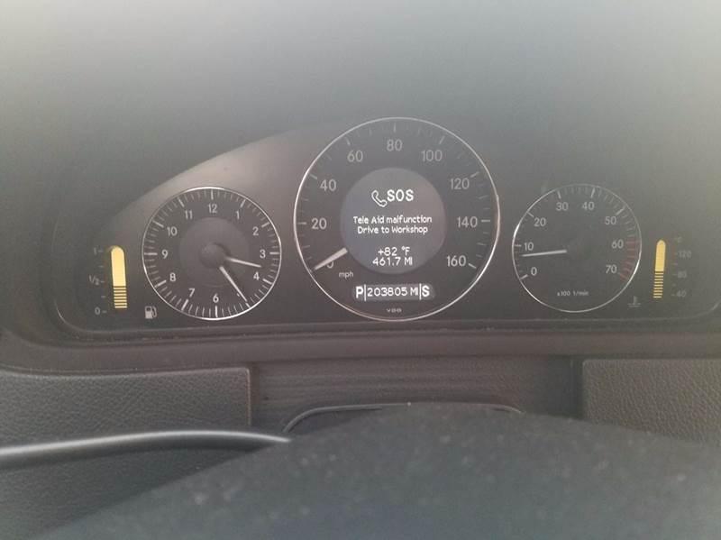2005 Mercedes-Benz CLK CLK 320 2dr Coupe - Dallas TX