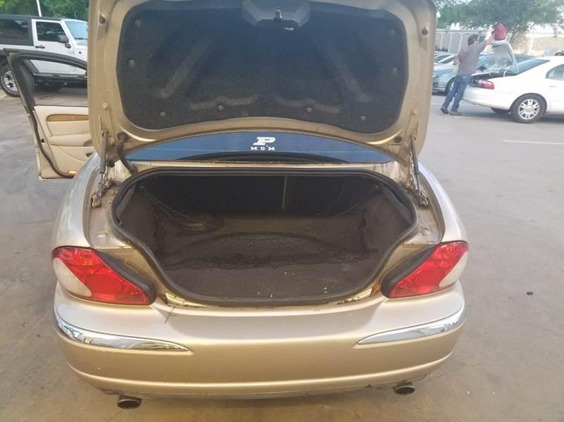 2003 Jaguar X-Type AWD 2.5 4dr Sedan - Dallas TX
