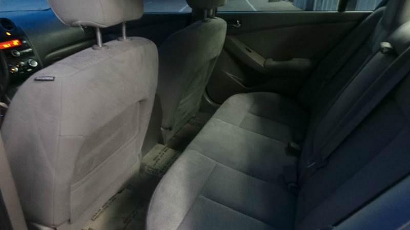 2011 Nissan Altima 2.5 S 4dr Sedan - Dallas TX