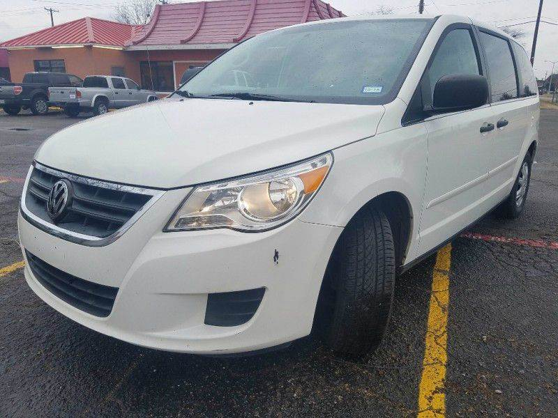 2012 Volkswagen Routan S 4dr Mini-Van - Dallas TX