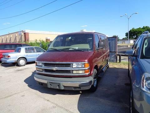 1999 Chevrolet Chevy Van for sale in Lawton, OK