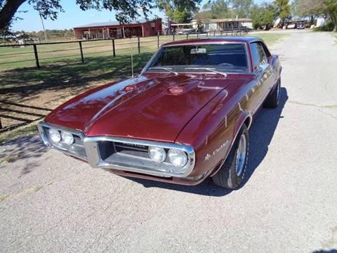 1968 Pontiac Firebird for sale in Lawton, OK