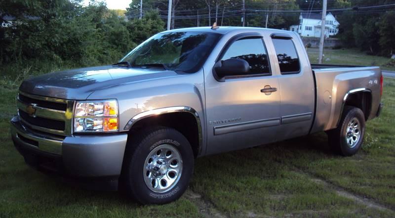 2009 chevy silverado 4x4 value
