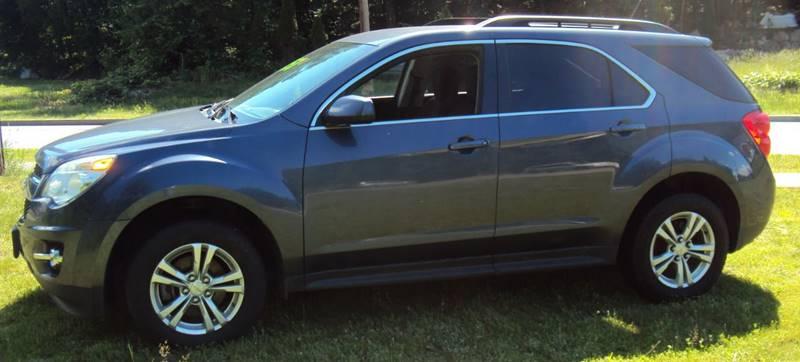 2013 Chevrolet Equinox for sale at Rte 3 Auto Sales of Concord in Concord NH