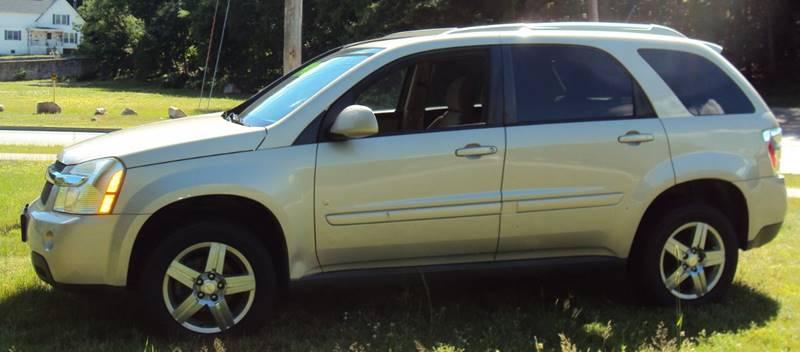2009 Chevrolet Equinox for sale at Rte 3 Auto Sales of Concord in Concord NH