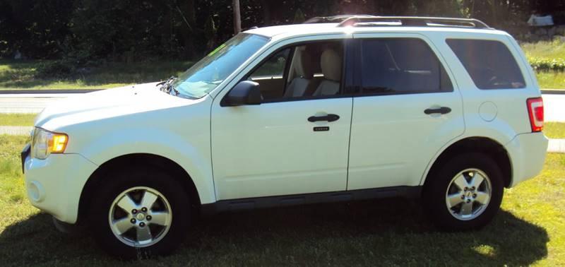 2012 Ford Escape for sale at Rte 3 Auto Sales of Concord in Concord NH
