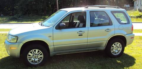 2006 Mercury Mariner for sale at Rte 3 Auto Sales of Concord in Concord NH